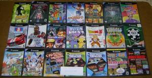 Juegos Gamecube USA