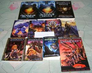 Novelas Starcraft