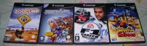 Juegos Gamecube PAL Pack 2
