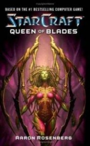 Queen of Blades Portada