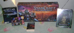Cosas Starcraft 2