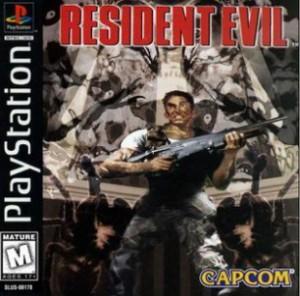 Portada Resident Evil